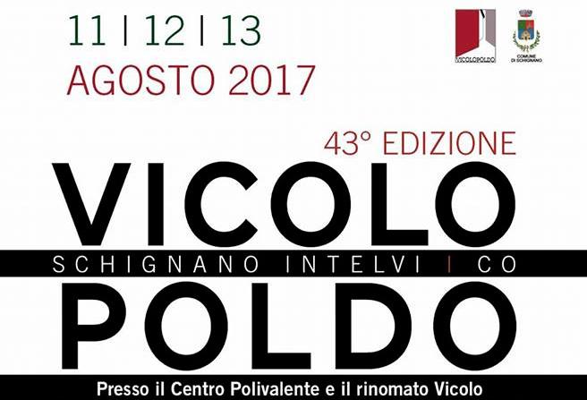 Vicolo Poldo 2017 Nuovaera