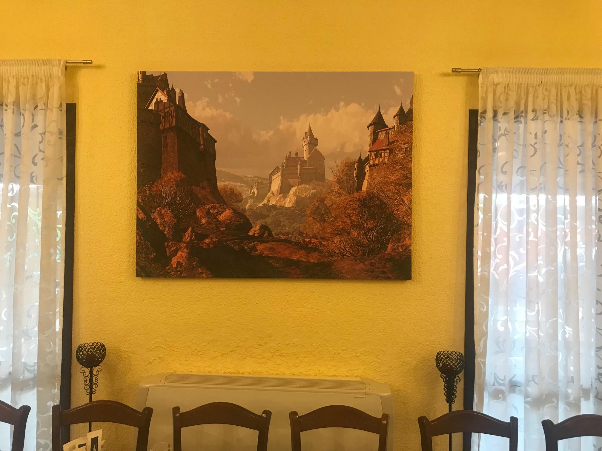 Maxi quadri su canvas
