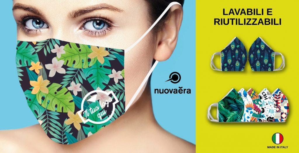 mascherine filtranti e lavabili